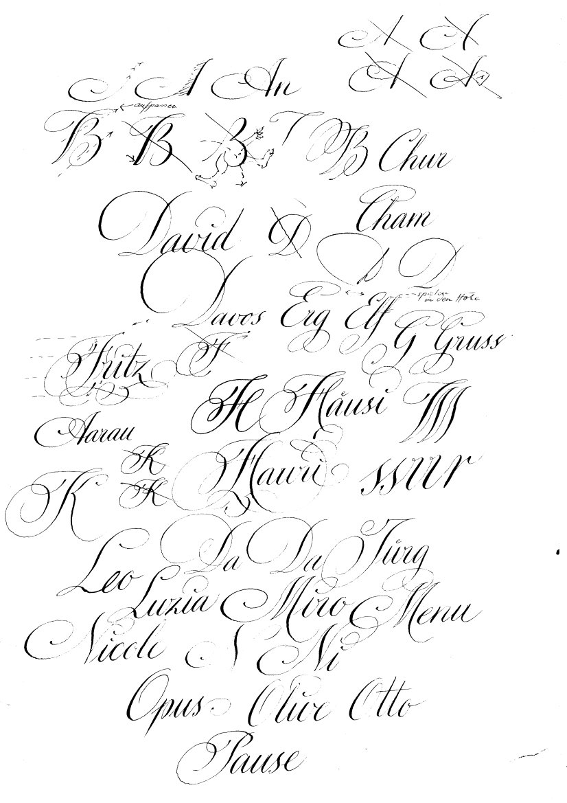 Stencils   Sheet Numbers Letters