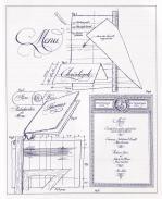 kalligraphie vorbereitung zu beschriftung. Black Bedroom Furniture Sets. Home Design Ideas